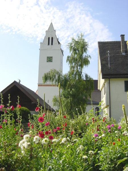 Kirche Stetten